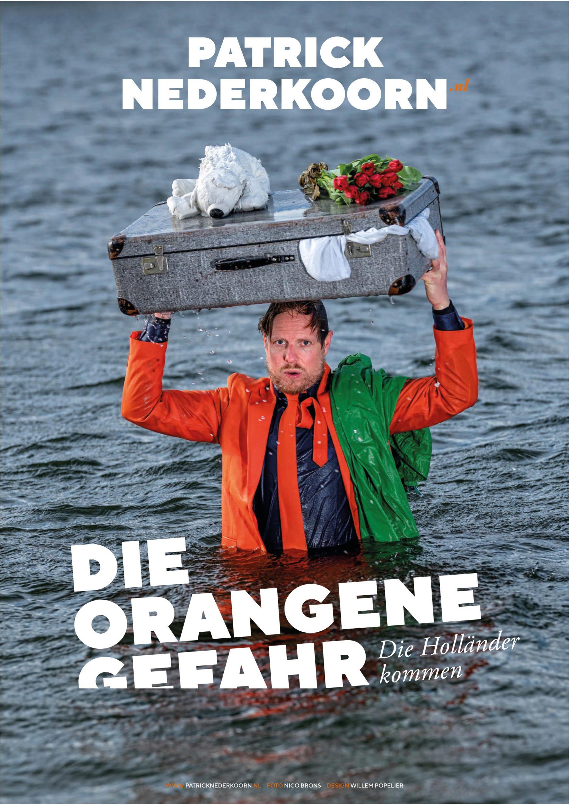 Die orangene Gefahr…